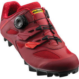 Mavic Sequence XC Elite Shoes Women Jester Red/Fiery Coral/Black